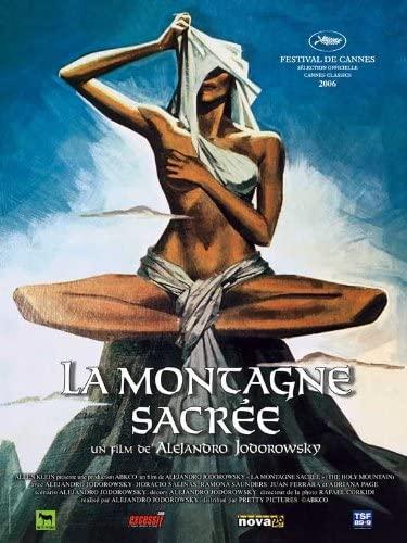 La Montagne Poster