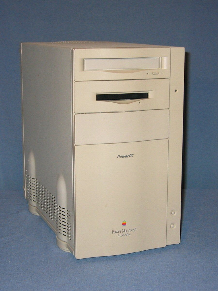 Power Macintosh 8100-80