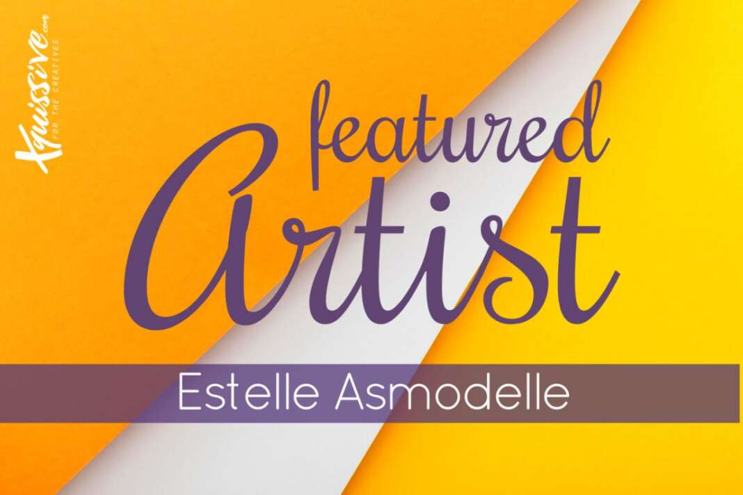 Featured Artist - Estelle Asmodelle