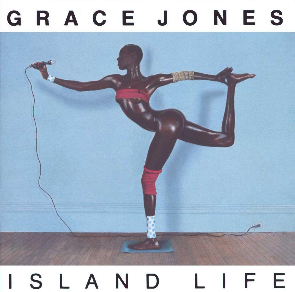 Grace Jones Island Life Album Cover