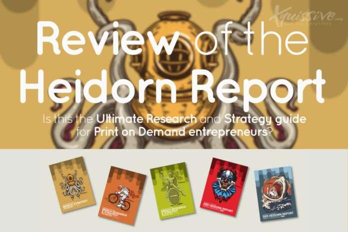 HEIDORN REPORT REVIEW