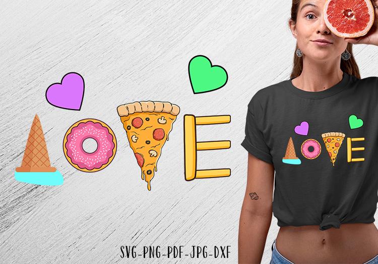 National Junk Food Day t-shirt design