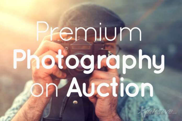 premium photography on auction at catawiki