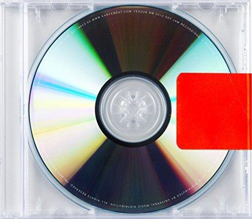 Yeezus - Kanye West album cover