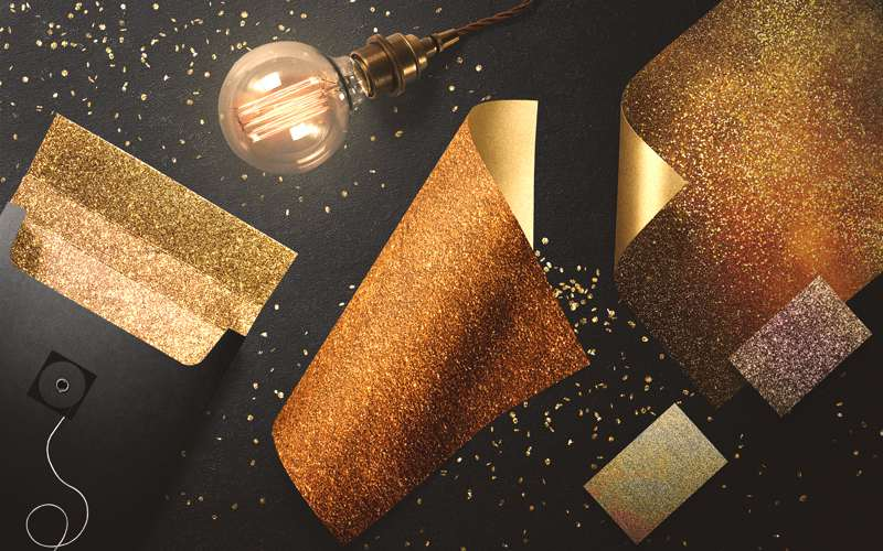 Free Gold Glitter Backgrounds